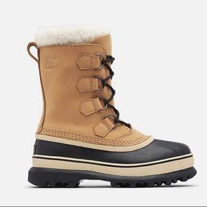 Sorel Women's Caribou® Boot in Buff, size 8